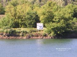 Island in the Kootenai River