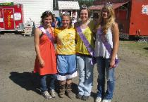Boundary County Fair Royalty, 2011